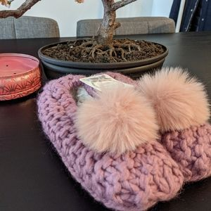 NWT Anthropologie Slippers